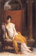 Francois Gerard Madame Recamier oil painting reproduction