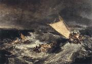 J.M.W. Turner The Shipwreck oil painting picture wholesale