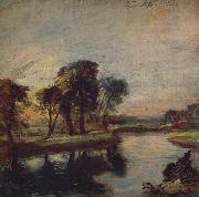 John Constable The Stour 27 September 1810 oil painting picture wholesale