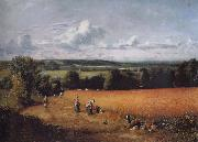 John Constable The wheatfield oil painting picture wholesale