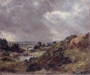 John Constable Branch Hill Pond oil painting picture wholesale