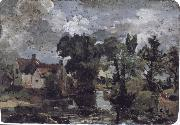 John Constable The Mill Stream oil painting picture wholesale