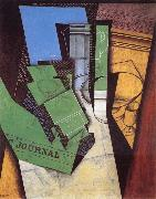Juan Gris Le Dejeuner oil painting picture wholesale