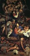 Maino, Juan Bautista del Adoration of the Shepherds oil painting picture wholesale