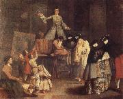 Pietro Longhi The Tooth-Puller oil painting picture wholesale