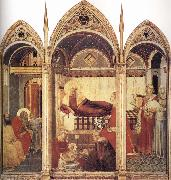 Pietro Lorenzetti Birth of the Virgin oil painting picture wholesale