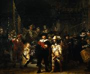 REMBRANDT Harmenszoon van Rijn The Night Watch oil painting picture wholesale