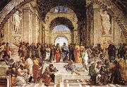 Raphael The School of Athens oil painting picture wholesale