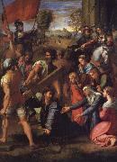 Raphael Christ on the Road to Calvary oil painting picture wholesale