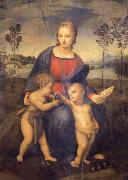 Raphael Madonna of the Goldfinch oil painting picture wholesale