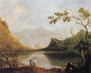 Richard  Wilson View of Snowdon oil painting picture wholesale