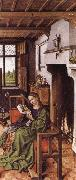 Robert Campin St Barbara oil painting picture wholesale