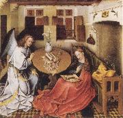 Robert Campin Annunciation oil painting picture wholesale