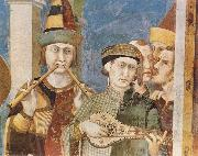 Simone Martini St Martin is dubbed a Knight,between 1317 and 1319 oil painting picture wholesale