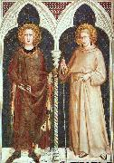 Simone Martini St Louis of France and St Louis of Toulouse oil painting picture wholesale