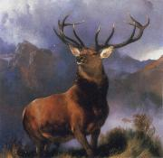 Sir Edwin Landseer Monarch of the Glen oil painting picture wholesale