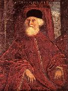 Tintoretto Portrait of Jacopo Soranzo oil painting artist