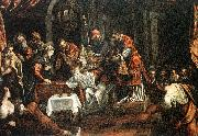 Tintoretto The Circumcision oil painting picture wholesale