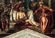 Tintoretto Crowning with Thorns oil painting picture wholesale