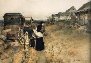 unknow artist The Passing of the Farm oil painting picture wholesale