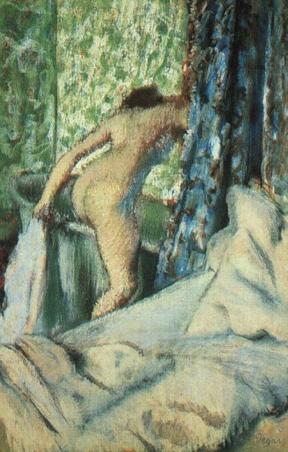 Edgar Degas The Morning Bath oil painting image