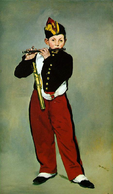 Edouard Manet The Old Musician  aa oil painting picture