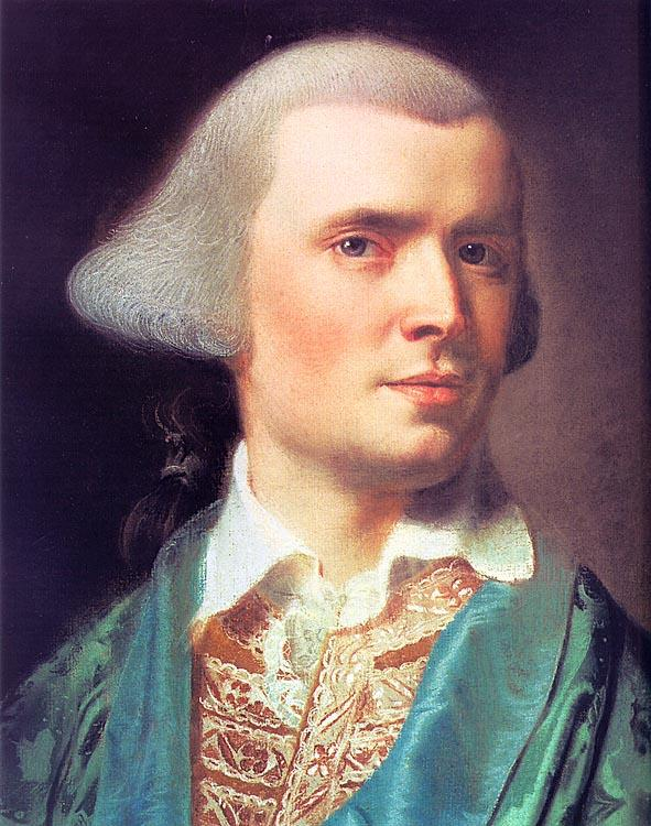 John Singleton Copley Self Portrait kkjj oil painting image