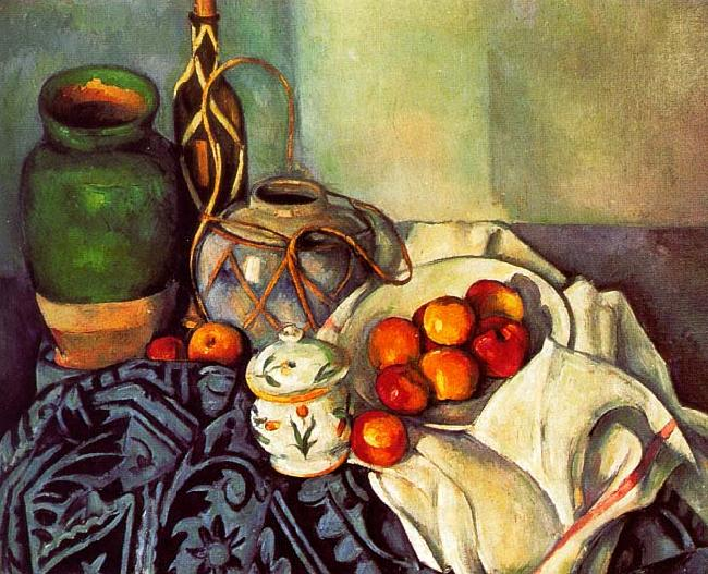 Paul Cezanne Still Life oil painting image