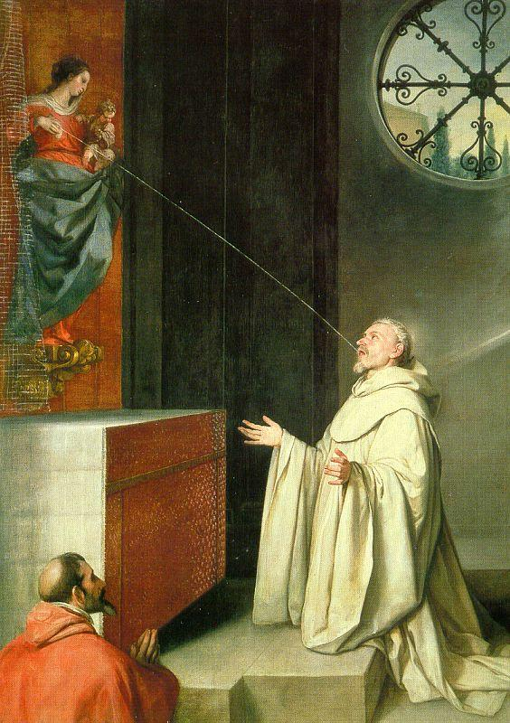 Cano, Alonso The Vision of Saint John oil painting image