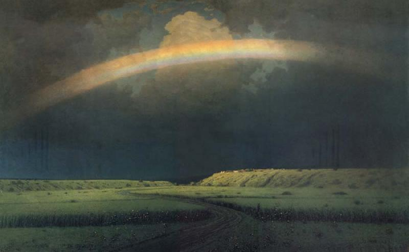 Arkhip Ivanovich Kuindzhi Rainbown oil painting picture