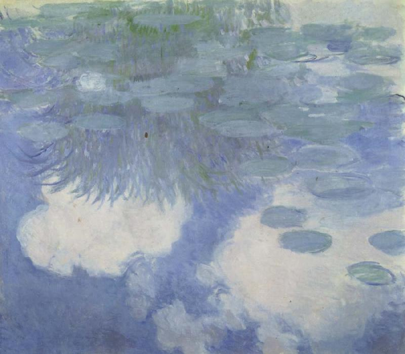 Claude Monet Water-Lilies oil painting picture