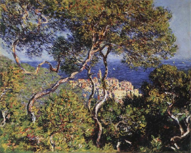 Claude Monet Bordighera oil painting picture