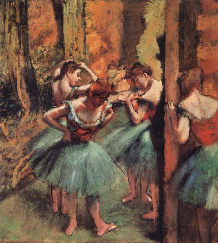 Edgar Degas Danseuse oil painting picture
