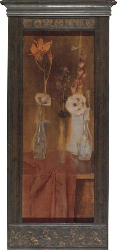 Fernand Khnopff Dream Flowers oil painting picture