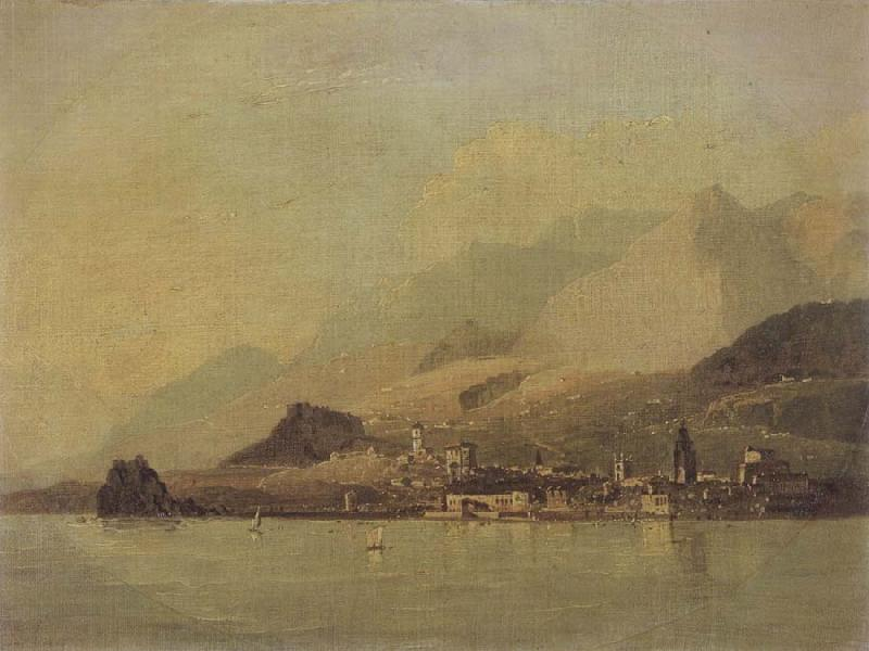 unknow artist View of Funchal Madeira oil painting picture