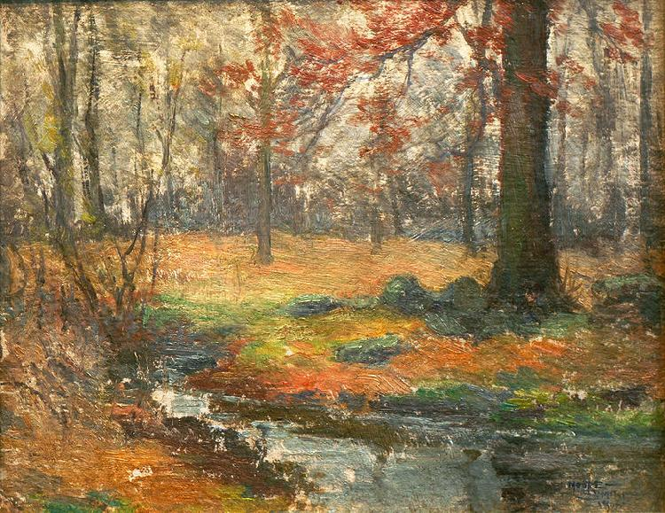 Walter Granville Smith Early Spring oil painting picture