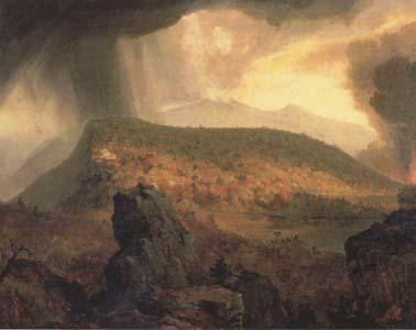 Thomas Cole Catskill Mountain House (mk13) oil painting image