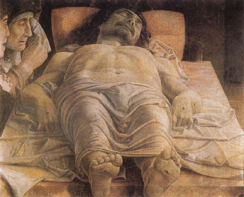 cristo muerto mantegna andrea abra las reproducciones de